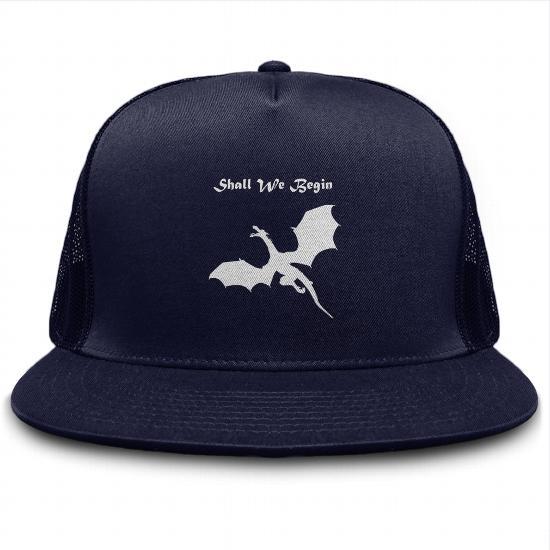 Shall We Begin hat